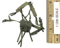 75th Ranger Regiment: Grenadier (1/12th Scale) - Y-Strap w/ Pouch
