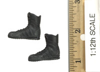 Delta Force Support Rifleman (1/12th Scale) - Boots (GSG9) w/ Ball Joints