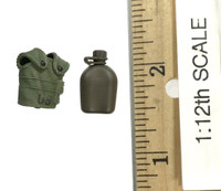 Delta Force Support Rifleman (1/12th Scale) - Canteen w/ Pouch