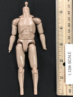 Delta Force Support Rifleman (1/12th Scale) - Nude Body