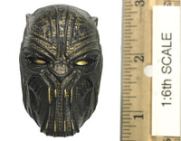 Black Panther: Erik Killmonger - Head (Masked) (No Neck Joint)