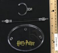 Harry Potter: Luna Lovegood (Casual Wear) - Display Stand