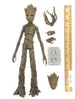 Avengers: Infinity War: Rocket & Groot - Groot Figure w/ Accessories (AS-IS See Note!!)