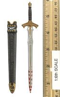 Arhian: City of Horrors - Sword w/ Sheath (Bloody)