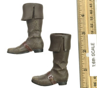 The White Wolf Geralt - Boots w/ Ball Joints