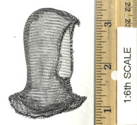 Crown Knight - Chainmail Coif