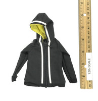VF Toys Fighting Girl Clothing Sets - Coat (Black)