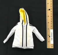VF Toys Fighting Girl Clothing Sets - Coat (White)