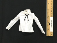 VF Toys Fighting Girl Clothing Sets - Shirt (White Collar)
