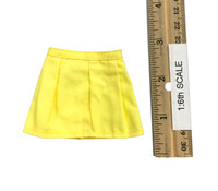 VF Toys Fighting Girl Clothing Sets - Skirt (Yellow)