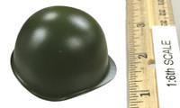 WWII Battle of Stalingrad 1942:  Vasily Grigoryevich Zaytsev (10th Anniversary Edition) - Helmet (Soviet SSh40) (Metal)