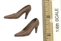Peggy Carter - High Heels (For Feet)