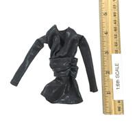 Fashion Short Dress Sets - Short Dress (Black)