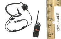 PNMC PLA Navy Marine Corps - Radio w/ Throat Microphone