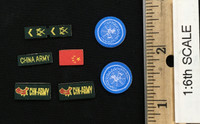 PFOR Chinese Peacekeepers - Patches