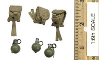 ISOF Iraq Special Operations Force - Grenades w/ Pouches (3)