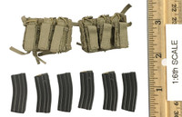ISOF Iraq Special Operations Force - Rifle Ammo (LAR-15) w/ Pouches