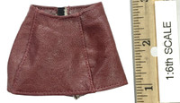 Angel Yan (Crown Edition) - Leather Skirt