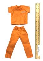 Lex Luthor - Prison Uniform
