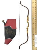 Soaring General Lu Bu Fengxian - Dragon Tongue Bow w/ Bow Bag