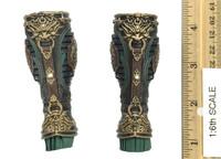Soul of Tiger Generals Guan Yunchang - Lower Leg Armor