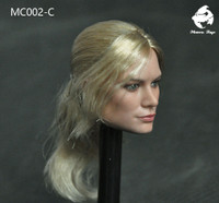 Carol Female Headsculpt (Ponytail) (MAN-M02C) - Boxed Accessory