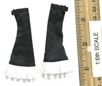 Lolita Maid Character Sets - Arm Sleeves (Black)