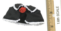 Lolita Maid Character Sets - Gothic Cape (Black)