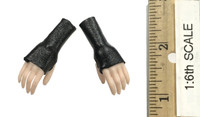 Lolita Maid Character Sets - Hands w/ Wraps (Black) (2)