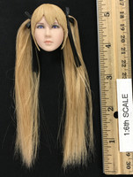 Lolita Maid Character Sets - Head (No Neck Joint)