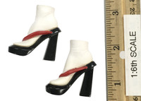 Furisode Kimono Clothing Sets - Shoes (Geta) (No Ball Joints)