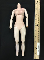 Lady Samurai - Nude Body (See Note)