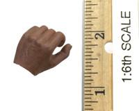 Black Steel - Left Gripping Hand