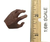 Black Steel - Left Open Hand