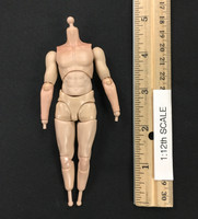 Viet Nam: Army 25th Infantry Division Private (1/12th Scale) - Nude Body