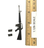 Viet Nam: Army 25th Infantry Division Private (1/12th Scale) - Rifle (M16A1)