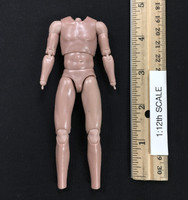 The Criminal (1/12th Scale) - Nude Body