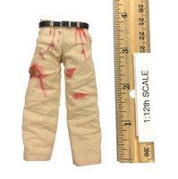 One:12 Collective: Dawn of the Dead (1/12 Scale) - Pants (Tan & Bloody)