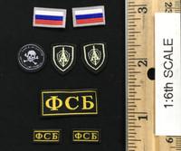 Russian Spetsnaz FSB Alpha Group - Patches
