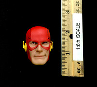 DC Comics: The Flash - Head (No Neck Joint)