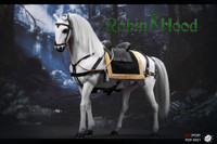 Chivalrous Robin Hood - War Horse (Boxed Figure)