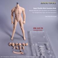 Normal Male Bodies (JOK-11C-YS Pale Skin) - Boxed Figure
