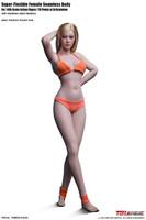Super Flexible Female Seamless Body (PHMB2019-S32A) (Medium Bust - Pale) - Boxed Figure