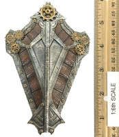 Steam Punk Red Sonja (Deluxe Version) - Shield