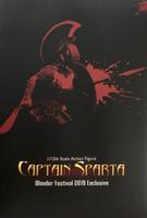 Captain Sparta (Wonder Festival Exclusive) (1/12 Scale) - Boxed Figure
