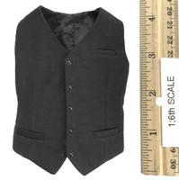 Western Style Suit Sets 2.0 - Vest (Black)