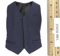 Western Style Suit Sets 2.0 - Vest (Blue)