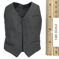 Western Style Suit Sets 2.0 - Vest (Gray)