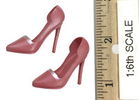 Resident Evil 2: Ms. Wong - High Heels (For Feet)