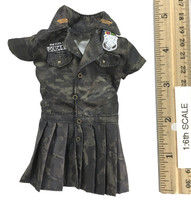 Seamless Pantyhose Skirt Sets - Dress (Camo)